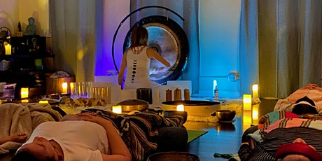 The Art of Sound Healing: Virtual Sound Bath Meditation Saturday 12-05 tickets