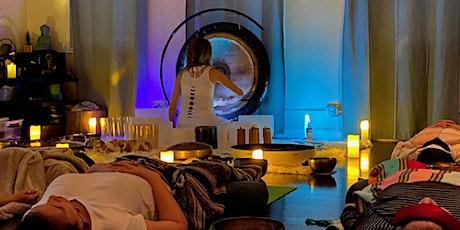 The Art of Sound Healing: Virtual Sound Bath Meditation Saturday 12-05 tickets