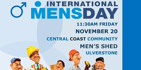 International Men's Day - Ulverstone, TASMANIA tickets