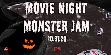 Movie Night Monster Jam tickets