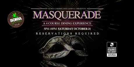 Masquerade feat. Chris Clouse tickets