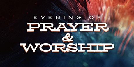 Childcare for Evening of Prayer and Worship tickets