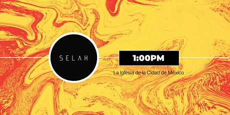 Conferencia  Selah - 1PM boletos