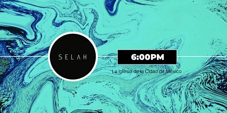 Conferencia  Selah - 6PM boletos