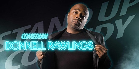 Comedian Donnell Rawlings at the Palmer Train Depot tickets