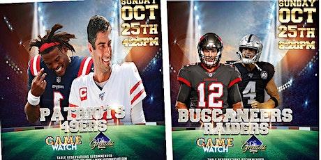 NFL Football #GAMEWATCH @ The Greatest Bar tickets