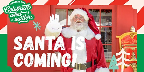 Santa's Arrival at Rouse Hill Town Centre tickets