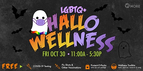 LGBTQ+ hALLoWELLness tickets