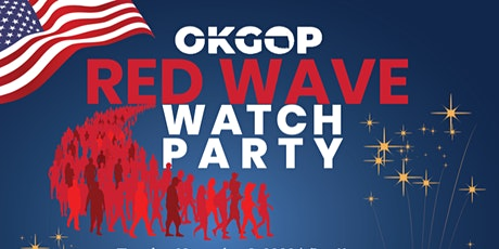 OKGOP Election Night Watch Party 2020 tickets