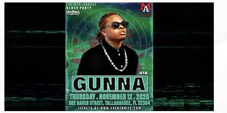 Gunna Performing Live tickets