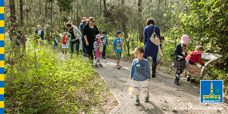 Bush Kindy Guided Walk in the Wetlands tickets