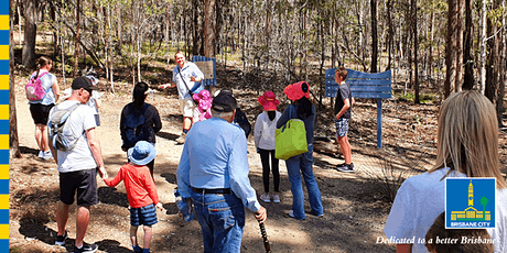 Bush Kindy: Guided Walk in Karawatha Forest tickets
