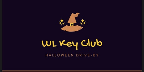 Key Club Halloween Trick or Treat Drive By Pick Up tickets