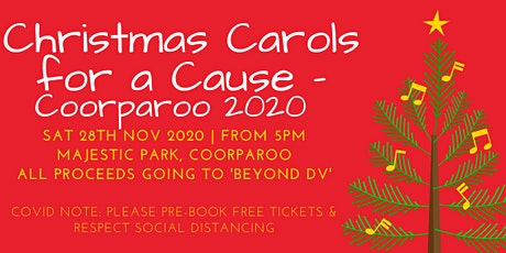 Postponed til 2021: Christmas Carols for a Cause - Coorparoo tickets