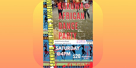 Kukuwa®African Dance Party tickets