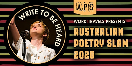 ACT Heat w/ Andrew Cox | Australian Poetry Slam tickets