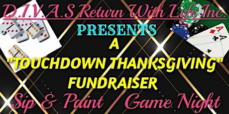 A TOUCHDOWN THANKSGIVING FUNDRAISER tickets