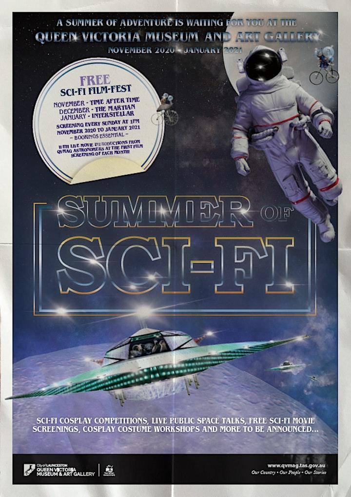 FREE Sci-Fi Film-Fest: Interstellar (MA 15+) image