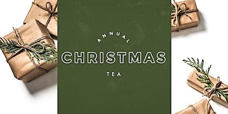 Cross My Heart Ministries Christmas Tea 2020 tickets