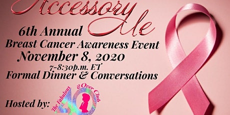 Accessory Me 6th Annual Breast Cancer Awareness Event tickets