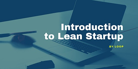 Introduction to Lean Startup tickets