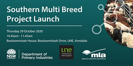 Southern Multi Breed Project Launch tickets