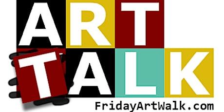 2nd Friday Virtual Art Talks tickets