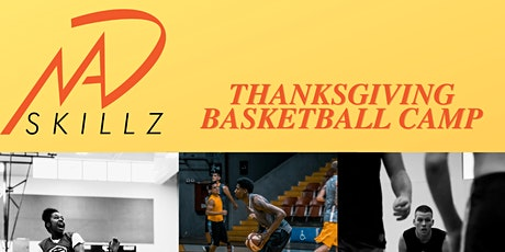 MAD Skillz Thanksgiving Camp tickets