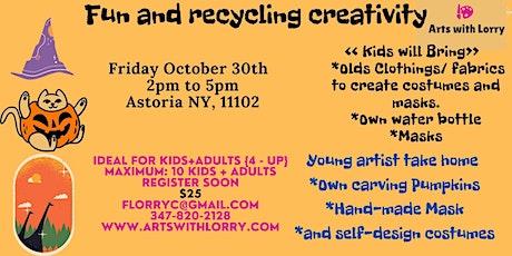 FUN  Recycling Creativity tickets