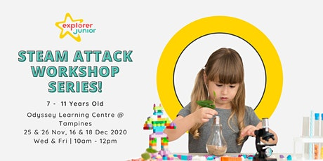 STEAM Attack Workshops (Tampines) tickets