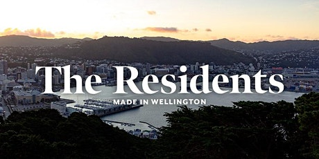 The Residents: Made in Wellington - Book Launch tickets