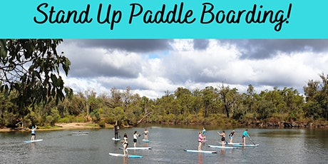 SUP - LADIES ONLY  an intro to SUP with an experienced teacher. tickets