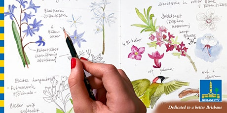 Sustainable Living: Nature Journalling tickets