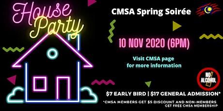 CMSA Spring Soirée 2020 tickets