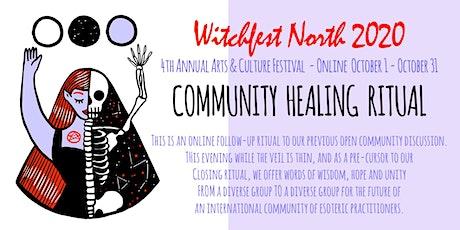 Community Healing Ritual tickets