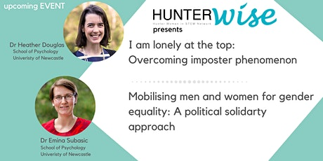 Overcoming imposter phenomenon and Mobilising gender equality tickets