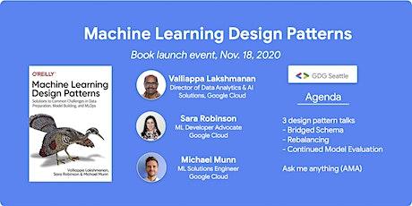 Machine Learning Design Patterns tickets