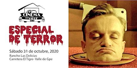 Cinema del Valle / Delicatessen / 6:00 pm boletos