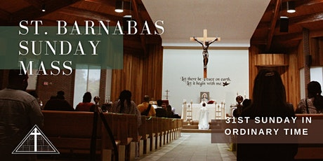 St. Barnabas Mass - Solemnity of All Saints (Last Names Q-Z) tickets