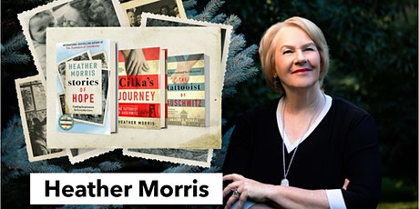 Meet The Author: Heather Morris tickets