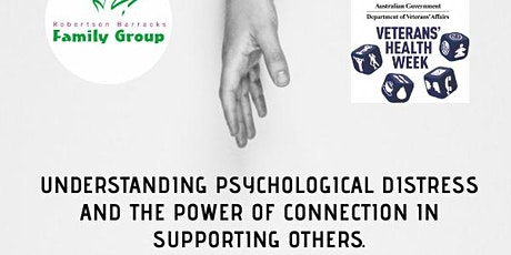 The power of connection in supporting others. tickets
