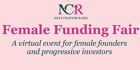 Female Funding Fair: Anti-bias workshop & Speed-matching Session tickets
