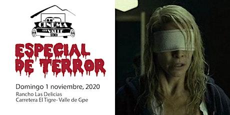 Cinema del Valle / Los ojos de Julia / 8:30 pm boletos