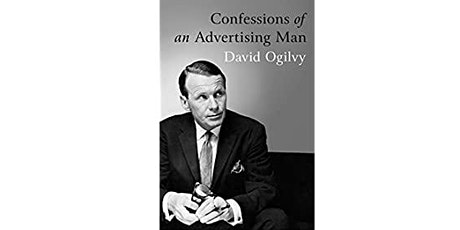 Book Review & Discussion : Confessions of an Advertising Man Paperback tickets