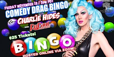 Drag Queen Bingo Fundraiser for CCPT tickets