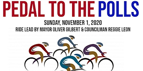 Pedal To the Polls | Break the Cycle Sunday School Ride tickets