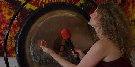 Breathwork with Gong Bath- ONLINE! tickets