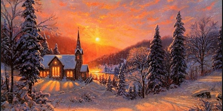 Paint your own Christmas Cards - ZOOM class tickets