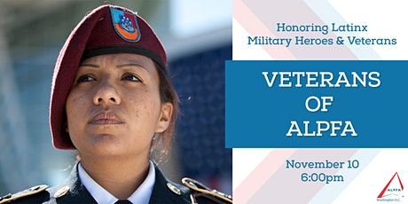 Veterans of ALPFA DC tickets