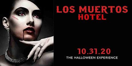 """LOS MUERTOS HOTEL """"THE HALLOWEEN'S BEACH CLUB  EDITION' tickets"""